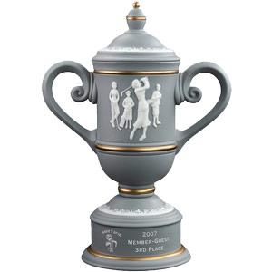 Cúp Golf Gốm Sứ - MC1004 - 3 Size
