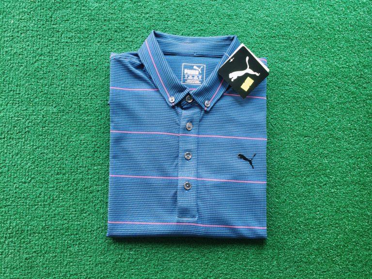Áo Golf Nam Puma Lux YD