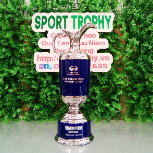 Cúp Golf Sứ Bình cao cấp - S0006